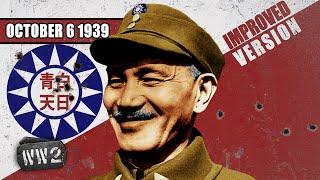Poland Falls and China Rises - WW2 - 006 - October 6, 1939 [IMPROVED]