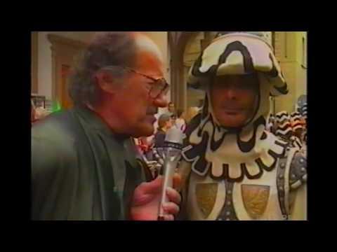 80a Giostra del Saracino 8 settembre 1991 - DOC RaiTre