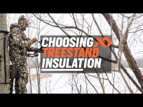 Choosing Treestand Insulation