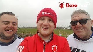 AJT BACK FROM SUSPENSION - BoroFanTV Vlog 035 - Norwich vs Middlesbrough