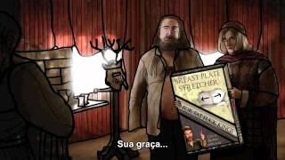 Paródia do 'Game of Thrones' Episódio 5 - Temporada 1 HD