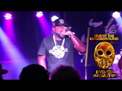 Crooked I SouthWest Kings Tour LIVE In Birmingham, AL,