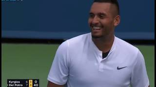 ATP Tennis - The Funniest Moments of 2018