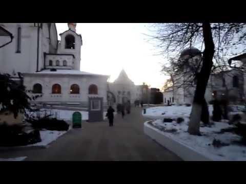 Экскурсия 29 ноября 2015г по святым местам Москвы.