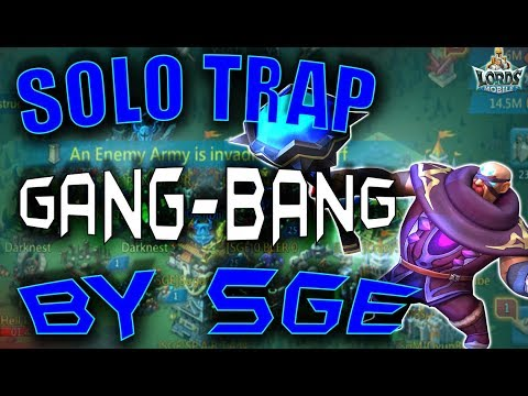 TIME TO TRAP SUGARS - SGE GangB - LORDS MOBILE