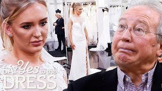 'This Dress Makes Her Look Cheap!' | Say Yes To The Dress UK