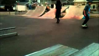 Skate At Easter