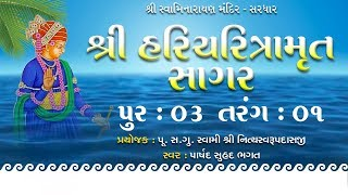 Haricharitramrut Sagar Pur 3 – Audio Book
