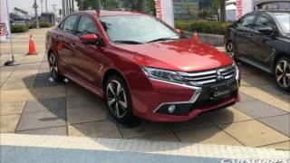 The New 2018 Mitsubishi Grand Lancer Sport ??