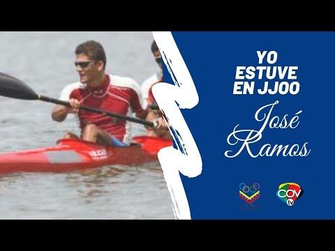 🔥 Yo Estuve en Juegos Olímpicos: José Ramos 🔥