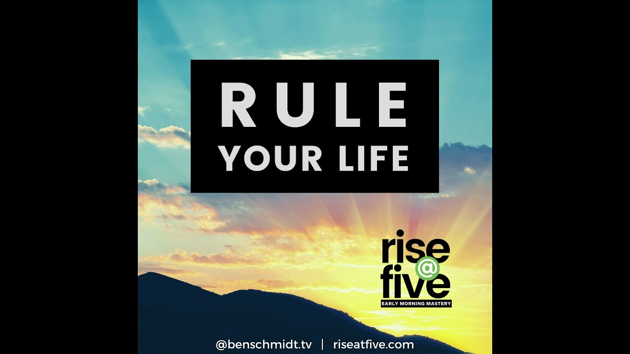 rise@five: a 90 day challenge of 5AM wake ups!