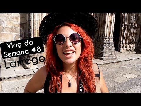 As escadarias infinita [Lamego, Portugal]   Vídeos de Viagem #8   Venusa