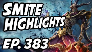 Smite Daily Highlights   Ep. 383   HiRezTV, TrelliRelli, shing37, PrettyPriMe, Mattypocket