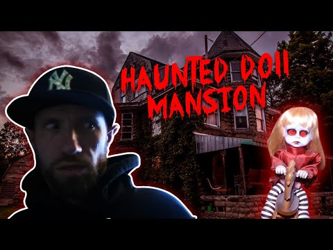 OVERNIGHT AT A HAUNTED HOUSE!! (WE WERE NOT ALONE!!)