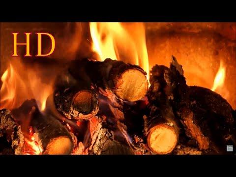 ✰ 10 HOURS ✰ Best FIRE In Fireplace ✰ Longest FullHD 1080p