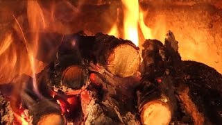 ✰ 10 HOURS ✰ Best FIRE in Fireplace ✰ longest FullHD 1080p
