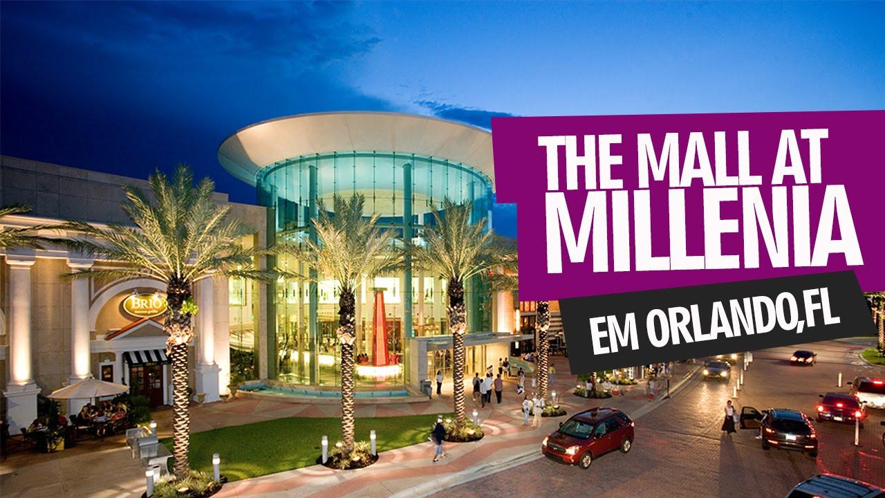 Mall at millenia em orlando youtube