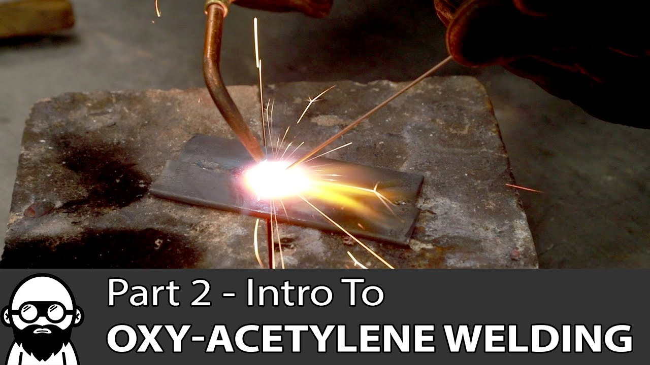 AN INTRODUCTION TO OXY/ACETYLENE WELDING AND CUTTNG introduction to oxy acetylene welding