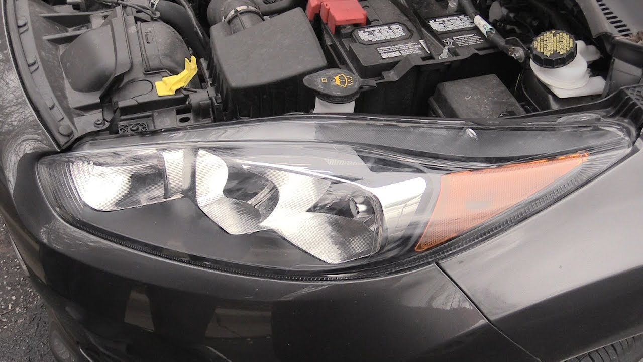 Ford Fiesta Headlight Assembly Change 2011 2019 Youtube