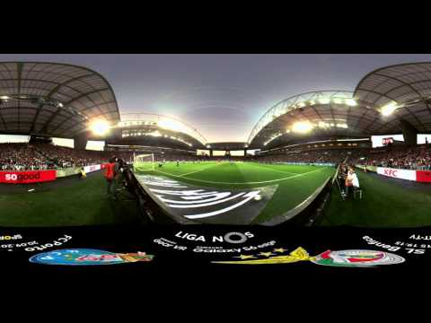 Samsung Gear VR - FC Porto x SL Benfica