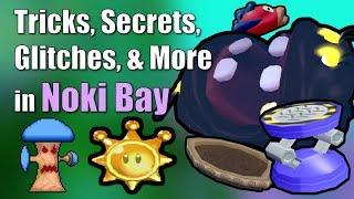 Tricks, Secrets, Glitches, & More in Noki Bay in Super Mario Sunshine