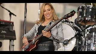 "Sheryl Crow performing on the Today Show: ""Be Myself"" - ""Halfway There"" -  ""Long Way Back"""