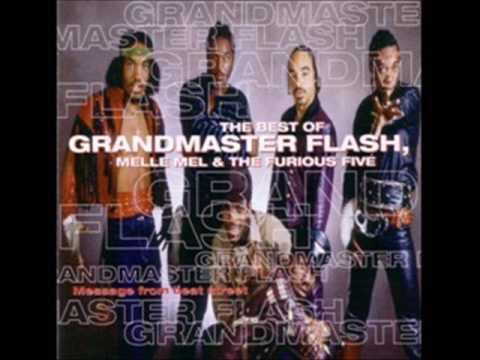 Grandmaster Flash And The Furious Five - New York New York
