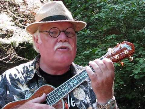 BICYCLE BUILT FOR TWO (DAISY BELL) for the UKULELE - UKULELE LESSON / TUTORIAL by