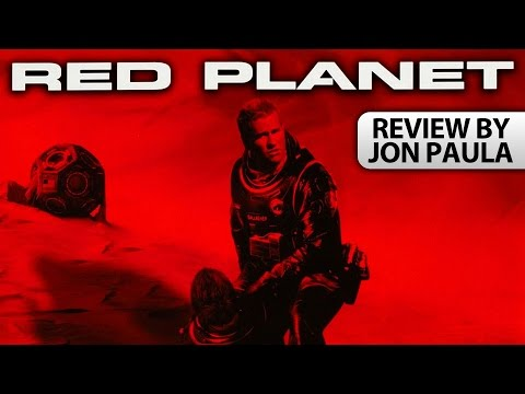 Red Planet  Movie  JPMN