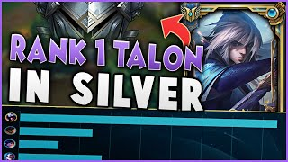 Challenger Talon Plays In Silver | 29 Kills in 23 Minutes! | Talon Iron to Challenger #2