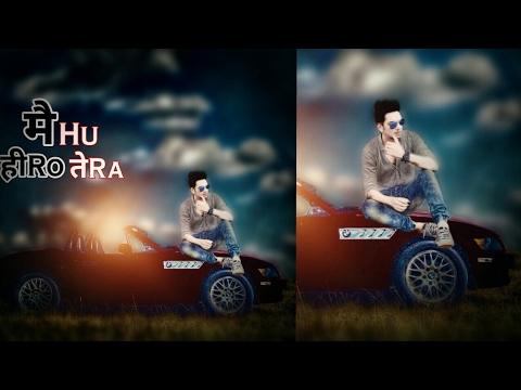 Picsart New Cb Editing Tutorial Hair Style Change Hdr Effect - Hair style change photo effect