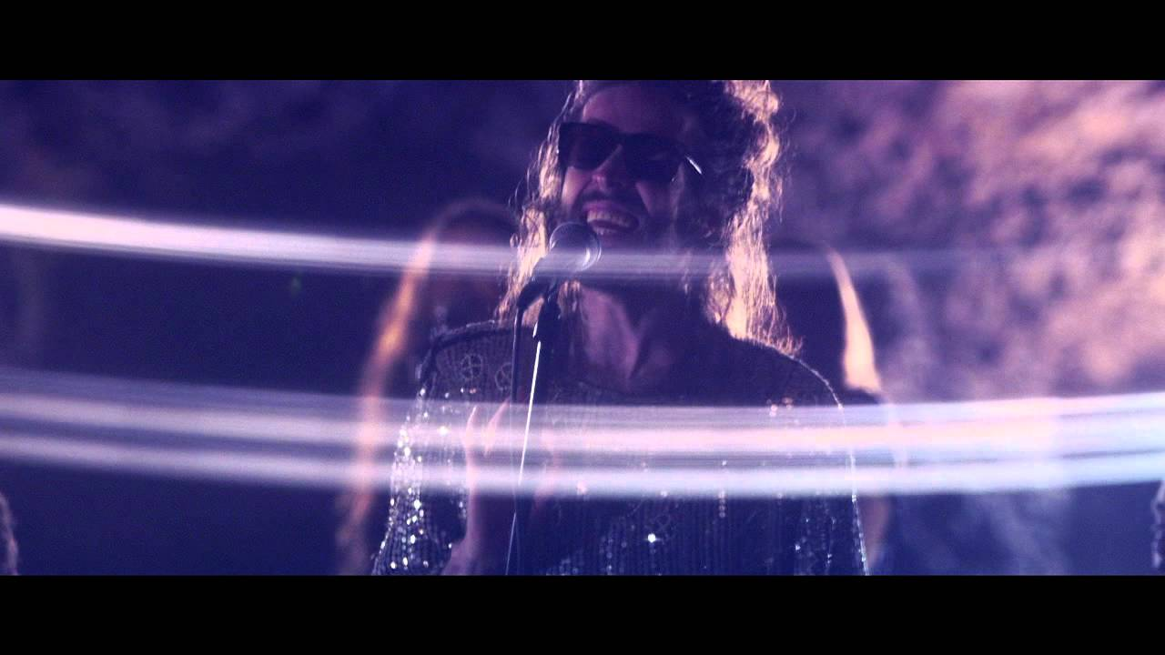 Crystal Fighters - LA Calling Acoustic In A Cave