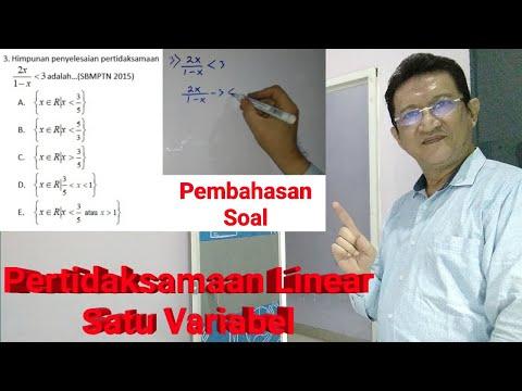 pertidaksamaan-linear-satu-variabel