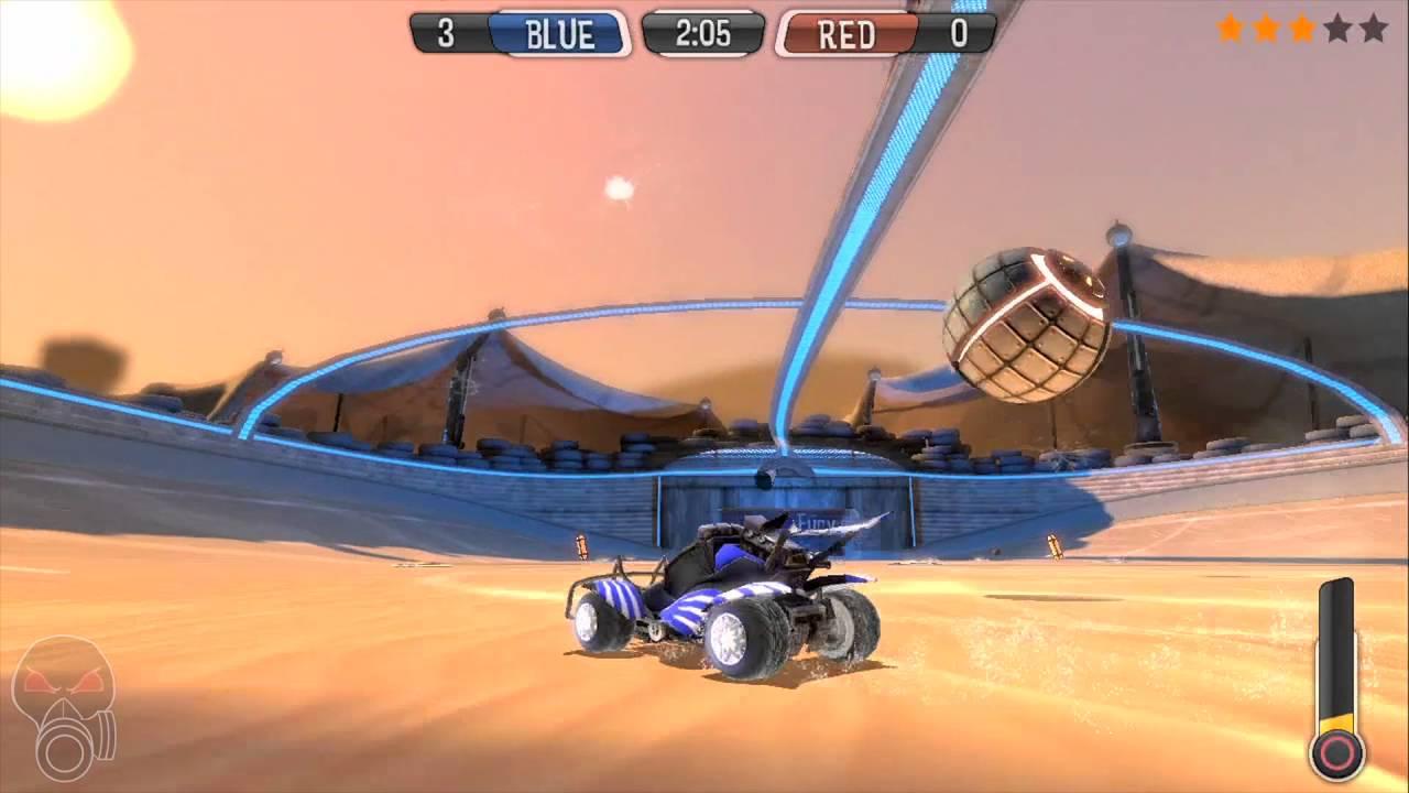 Supersonic Acrobatic Rocket-Powered Battle-Cars - что это ...