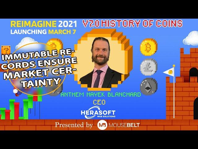 Investing In The Future | Anthem Hayek Blanchard - HeraSoft | REIMAGINE v7.0 #14