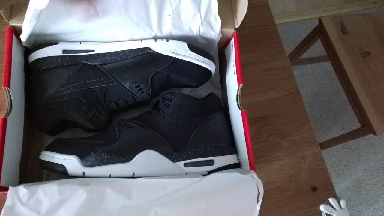 Nike Air flight 89 unboxing new Jordan - YouTube e3c5052b6