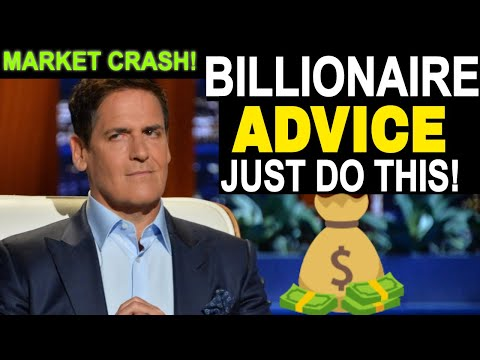 MARK CUBAN - BILLIONAIRE EXPLAINS HOW TO SURVIVE THE STOCK MARKET CRASH & RUN FOR PRESIDENT IN 2024