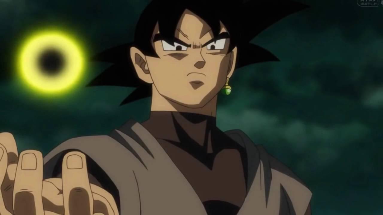Trunks Future Vs Goku Black Fight AMV [HD]