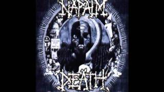 Napalm Death - Shattered Existence