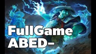 Abed- Storm Spirit Full Game
