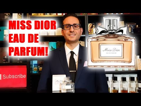 Miss Dior by Christian Dior Fragrance / Perfume Review