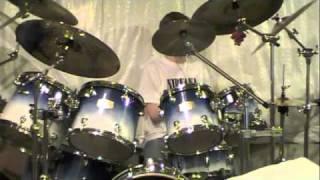 Spank Thru-Nirvana Drum Cover