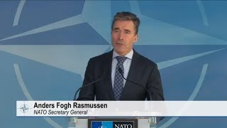 NATO Secretary General - Statement following North Atlantic Council meeting, 16 April 2014