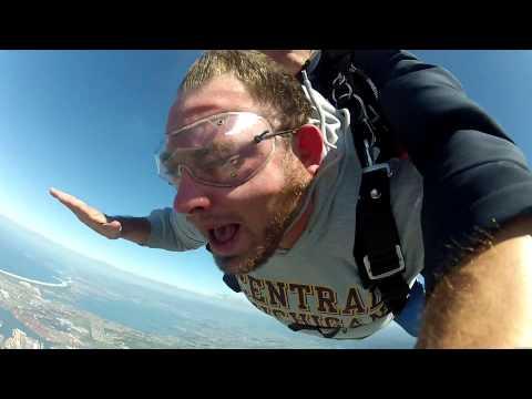 Tandem Skydive - Ryan McCombs