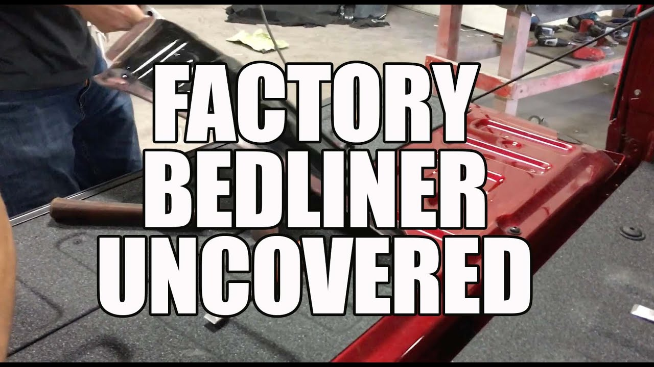 2016 Ford F150 Factory Bedliner Removal And Replacement With Line X