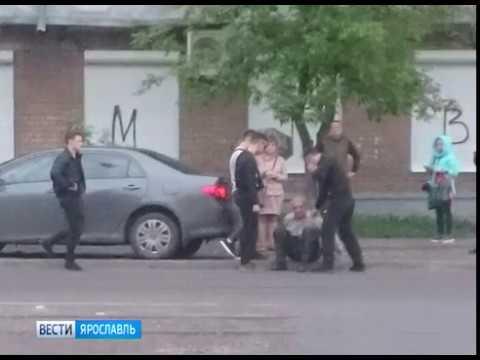В Ярославле подростки задержали нетрезвого водителя
