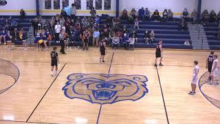 Boys Basketball | Ava vs Conway | 1-12-21