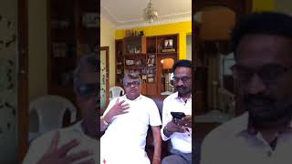 Dwarkish Interview with Chitraloka Editor KM Veeresh