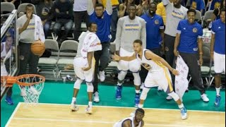 Steph Curry NO LOOK SHOTS (Rare Compilation)