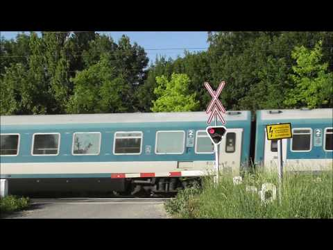 Railroad Crossing Mosonmagyarovar #2 (H) from YouTube · Duration:  2 minutes 11 seconds